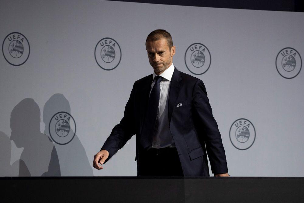 UEFA še vedno poudarja dokončanje domačih prvenstev