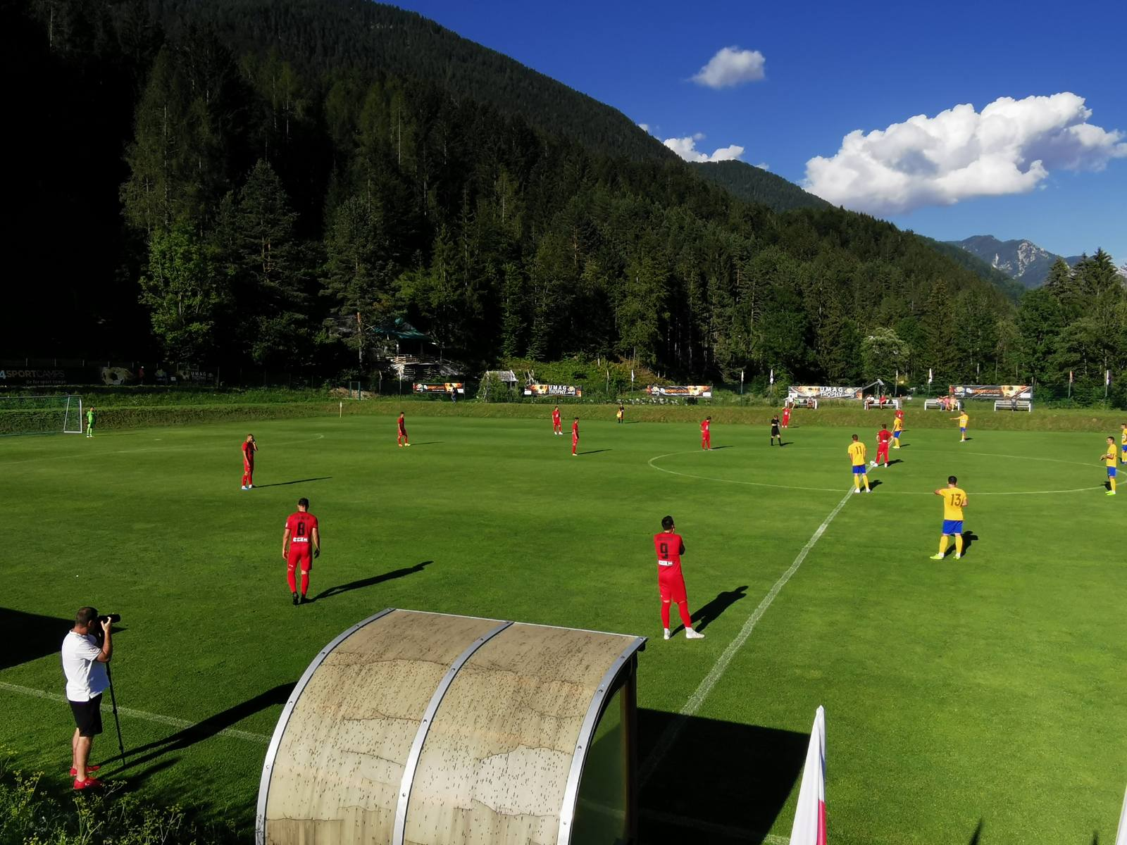 FC Koper – Budafoki MTE  3:2 (1:0)